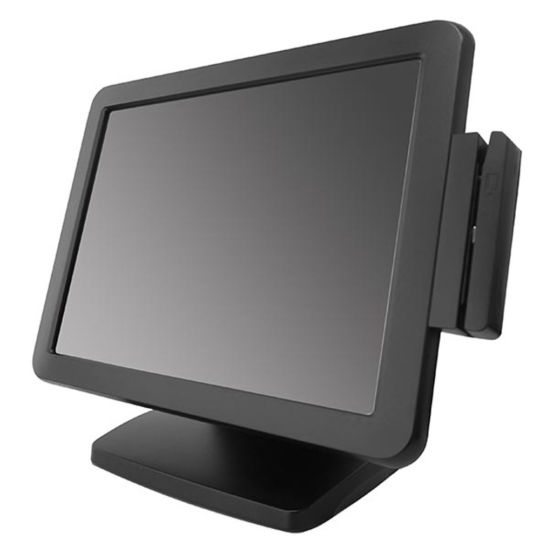 """OtekSys (Poindus) M437RB 15"""" Touch Screen Display, front spill proof - front"""
